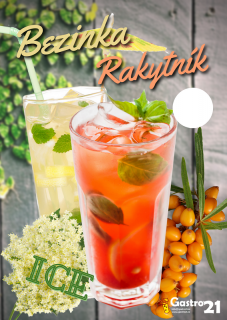 ICE DRINK Original - Rakytník 23 g
